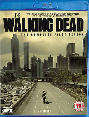 The Walking Dead: The Complet (Blu-ray Disc)