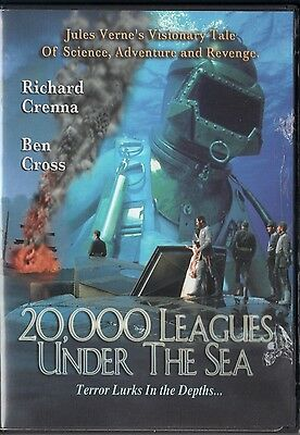 20,000 leagues under the sea (DVD) 1996