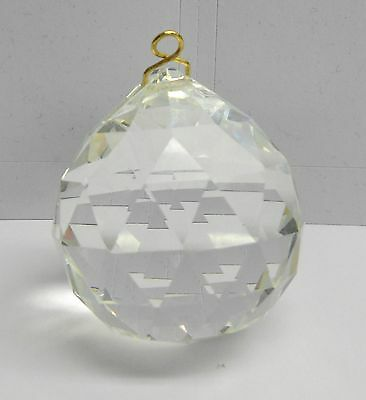 *Bernard Pecaso Chandelier Crystal Ball Sphere Replacement Parts Size 40mm