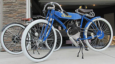 Custom Built Motorcycles : Other Indian board track racer vintage replica motorcycle flat track motorbike