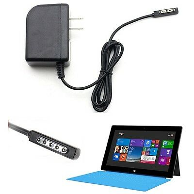 12V 2A Home Wall AC / DC Adapter Charger For Microsoft Surface RT 10.6 Tablet