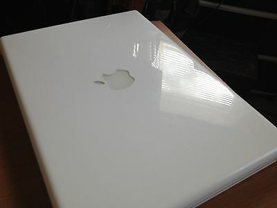 "APPLE perfect macbook a1181 SUPER CLEAN "" UPGRADED""  30 DAY GUARANTEE"