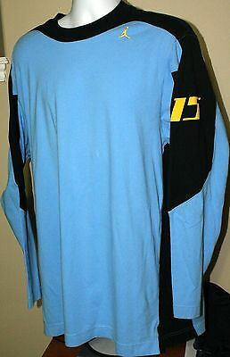 Carmelo Anthony Melo Nike Air Jordan 20 Years 2005 #15 Pullover Shirt Shirt XL