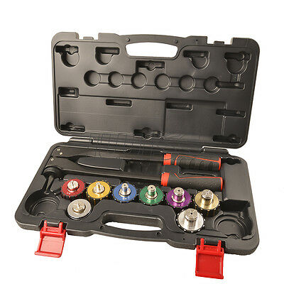 """IWISS Multi-Size Copper Tube Expander Set from 1/4"""" to 1-1/8"""" with Protable Case"""