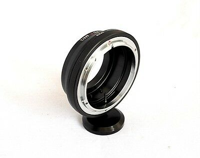 Canon FD Lens to Micro 4/3 M4/3 M43 Mount Adapter w/ Tripod Mount FD-M43-T