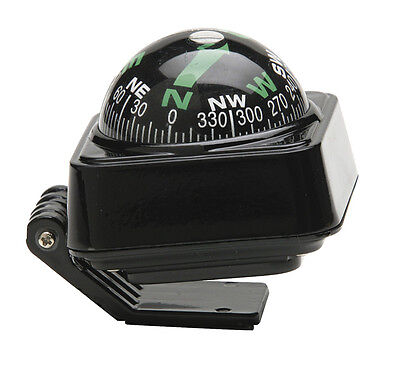 Sumex in Car / 4x4 / Off Road Black Compass with Adjustable Tilting Angle