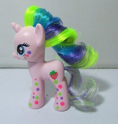 2014 HASBRO MY LITTLE PONY FRIENDSHIP IS MAGIC Holly Dash ACTION FIGURE P244 !!