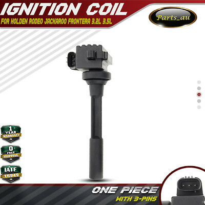 Ignition Coil for Holden Rodeo TF RA Jackaroo Frontera UT 6VD1 6VE1 3.2L 3.5L