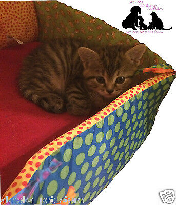 Petstages Snug Spot Contains Microwave Heat Pouch Warmth Cat Kitten Whelping Pup