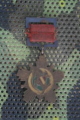 China People's Republic Army Military Medal PLA Chinese #143