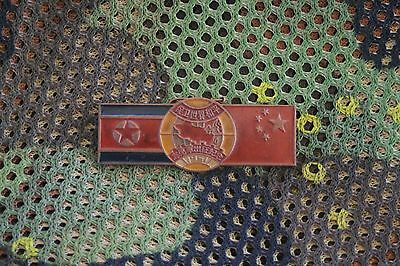 China People's Republic Army Military Badge PLA Chinese #235