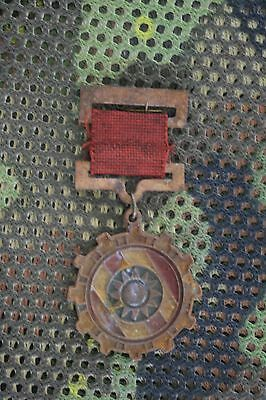 China People's Republic Army Military Medal PLA Chinese #155