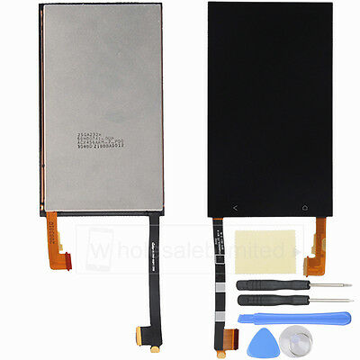 LCD Display Digitizer Glass Touch Screen  Assembly For HTC One M7+Tools