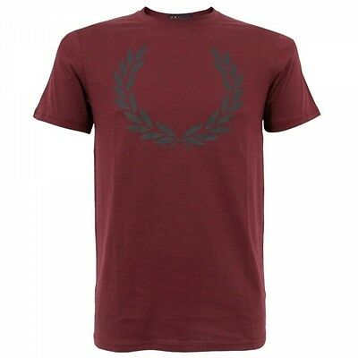 Fred Perry Shirt Men (M3294) Laurel Print 100% Authentic Size XL New