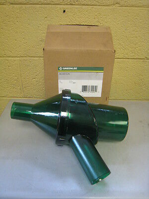 New Greenlee 691 Mighty Mouser Fishing System Blow Gun Line Cannister 32095
