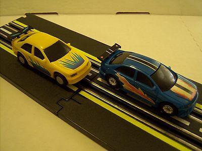 2 - NEW ARTIN 1:43 SCALE SLOT CARS 6 - 7.5 VOLT NEW IN BAGS