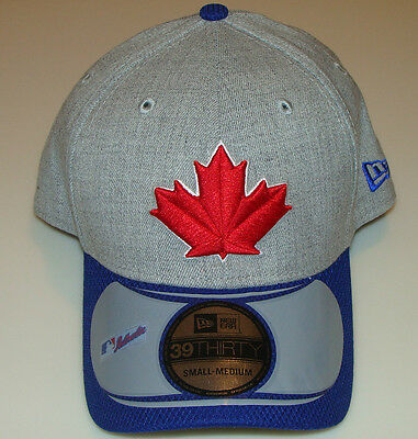 Toronto Blue Jays Authentic Collection Clubhouse 39THIRTY Stretch Fit Cap M/L