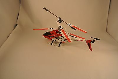 Genuine Syma S107G Remote controlled 3CH RC Helicopter with Gyroscope Red