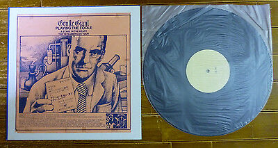 GENTLE GIANT / PLAYING THE FOOLE   Free Shipping to your country.