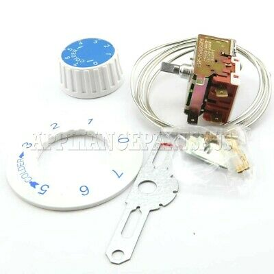 Universal Single Door Refrigerator Thermostat Vc1