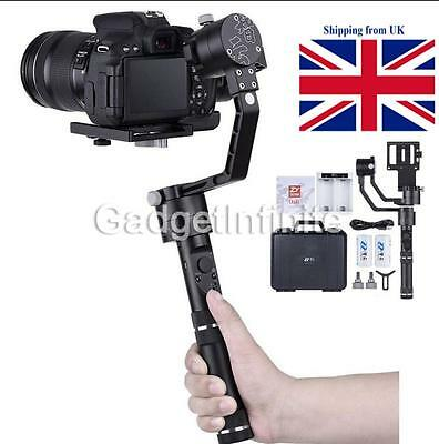 Zhiyun Crane 3-Axis Handheld Stabilizer Gimbal 360° for Mirrorless Camera sony