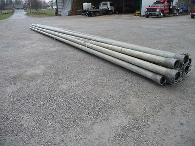 "Irrigation Pipe  5"" X 40'"