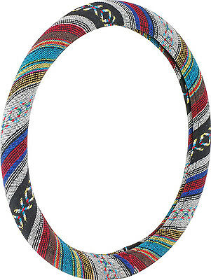 Bell Automotive Baja Blanket Steering Wheel Cover Soft Fashion