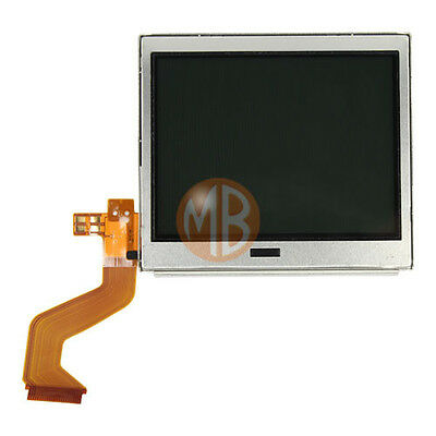 New TOP LCD Screen Display Replacement For Nintendo DS Lite NDSL US