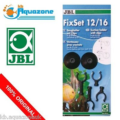 JBL FixSet 12/16mm SUCKER AND SPACER SET ACCESSORIES SPARE PARTS CP e700/900