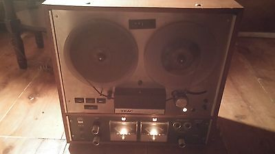 TEAC A-4010S RTR TAPE DECK