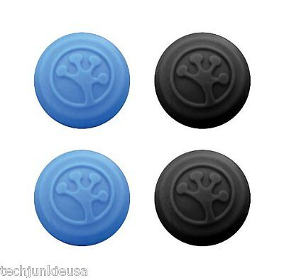 Grip-iT Analog Stick Covers - PS4, PS3, Xbox One & Xbox 360 4-Pack Thumb Grips