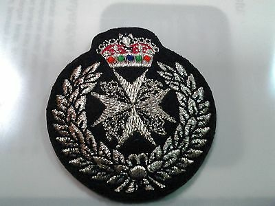 St John Ambulance Beret Adult Cap Badge