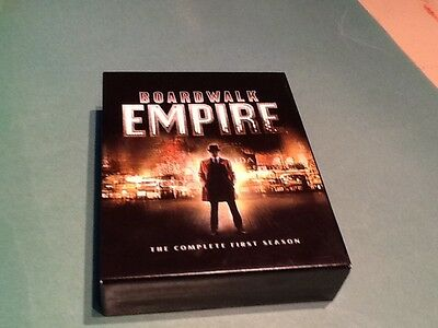 Boardwalk Empire The Complete First season Dvd/Blu Ray 7 disc
