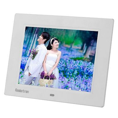 """Frame Multimedia Player """" HD LCD Widescreen Digital Photo Picture"""