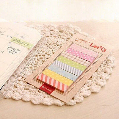 Fun 160 Pages Sticker Post It Bookmark Point It Marker Memo Flags Sticky Notes