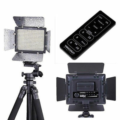 Yongnuo YN300 II YN-300ii Pro LED Video Light Camera Camcorder for Canon Nikon