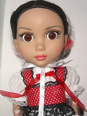 "THRU THE WOODS PATIENCE Doll NRFB Wilde Imagination LE 300 Flirty Eye 14"" Tonner"