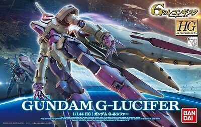 BANDAI HG Reconguista in G 11 [GUNDAM G-LUCIFER] Model Kit 1/144