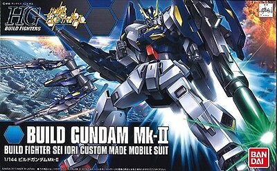 BANDAI HGBF 004 [BUILD GUNDAM Mk-II] Model Kit 1/144