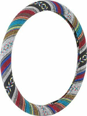 NEW Vehicle Accessory! Bell Automotive Baja Blanket Steering Wheel Cover Univers