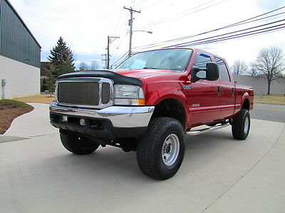 Ford : F-250 LIFTED FX4 LIFTED !FX4 OFF ROAD !LARIAT 4x4 ! TURBO DIESEL! SERVICED !WARRANTY!NEW TIRES!03