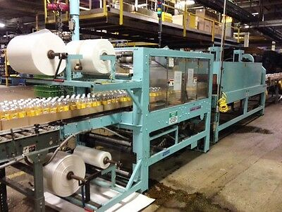 ARPAC 60-28-CM Tray Shrink Wrapper and Heat Tunnel