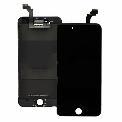 "Replacement LCD Display Touch Screen Digitizer Assembly for IPhone 6 4.7"" Black"