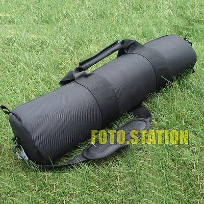"""90cm Padded Camera Tripod Carrying Bag Travel Case 35.5"""" For Manfrotto GITZO etc"""