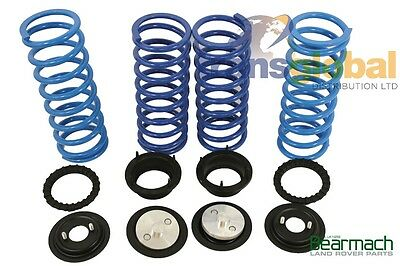 "Range Rover P38 Air Bag to Coil +2"" Lift Suspension Conversion Kit - Bearmach"