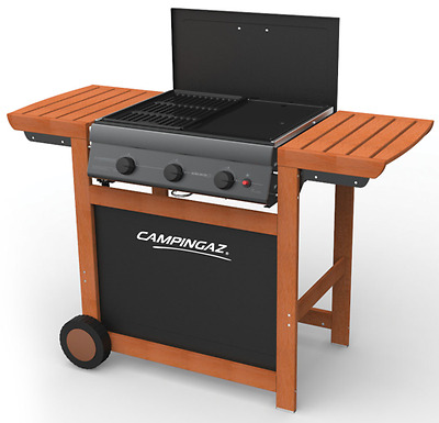 Barbecue Campingaz Adelaide Woody 3 Bbq Adelaide Nuovo Modello 2017 ! ! !