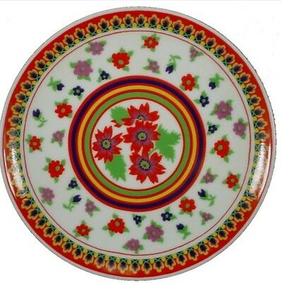 "HEINRICH & Co  china GYPSY pattern Dinner  PLATE 10"" Selb Bavaria Germany H&C"