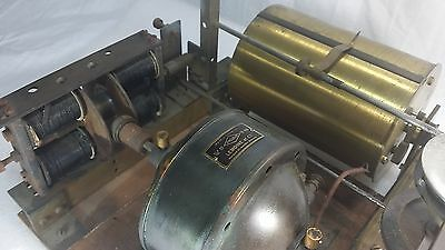 ANTIQUE EARLY 1900 TIME TEST MACHINE EQUIPMENT HEURES ANCRE LEMOINE PROBUS