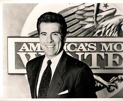 Publicity Photo for John Walsh - America's most Wanted with Logo