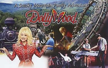 4 DOLLYWOOD TICKETS ***SAVE $$$*** GOOD TILL 1-2-16 ~**LOCAL COUPONS INCLUDED***